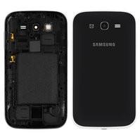 Корпус для мобильного телефона Samsung I9060 Galaxy Grand Neo, черный