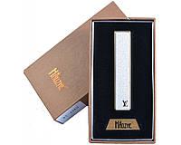 USB Зажигалка №4762-2 (спираль накаливания)