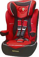 Автокресло Nania I-Max SP Isofix Ferrari 9-36 кг (969256) цвет Red