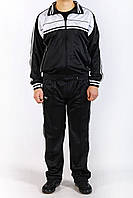 Спортивный костюм Montana черно-белый р. М, ХХЛ, фото 1