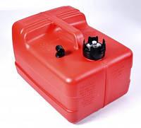 Бак топливный с датчиком топлива и вентиляционным клапаном, 12л.