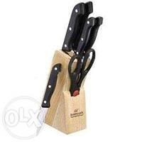 Набор ножей 7 предметов Bohmann BH 5102 WD