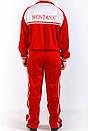 Спортивный костюм Montana бело-красный, фото 2