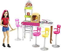 Кукла Скипер серии с набром Пиццерия / Barbie Skipper Pizzeria Doll