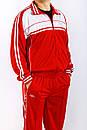 Спортивный костюм Montana бело-красный, фото 4