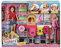 Кукла Скипер серии с набром Пиццерия / Barbie Skipper Pizzeria Doll , фото 4