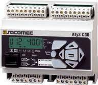 Реле контроля ATyS C30