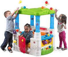 Игровой домик  Step 2 с шариками