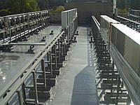Создание емкостей и резервуаров для хранения любых химических, токсических жидкостей полимочевиной