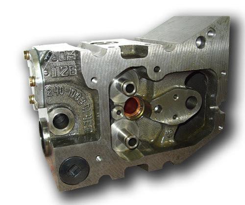 Головка Блоку Циліндрів ЯМЗ-240 (одинарна)