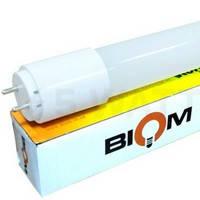 Светодиодная лампа Biom T8-GL-1200-16W NW 4200К G13 стекло   матовое