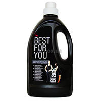 Гель для стирки Best For You Black 1,5 л (8594005475465)