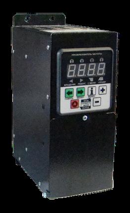 Преобразователи частоты CFM210 1,5кВт, фото 2
