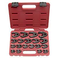 Набор ключей разрезных под вороток, 8-32 мм ANDRMAX