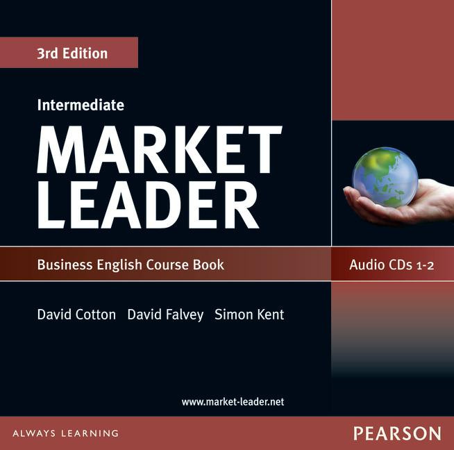 Market Leader (3rd Edition) Intermediate Class Audio CDs (2)