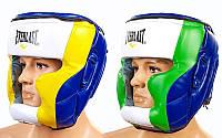 Шлем EVERLAST для тайского бокса закрытый ( L-XL)