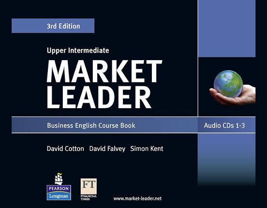 Market Leader (3rd Edition) Upper-Intermediate Class Audio CDs, фото 2