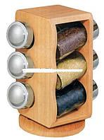 Набор для специй 7 предметов Stenson MS-0369 WOODY