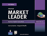 Аудио диски Market Leader (3rd Edition) Advanced Class Audio CDs