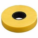 Изолента ПВХ ГОСТ16214-86 (Украина) желтого цвета