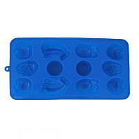 Форма силиконовая для льда 22.5*12*1.5см Kamille 7712