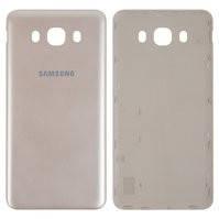 Задняя крышка батареи для мобильных телефонов Samsung J710F Galaxy J7 (2016), J710FN Galaxy J7 (2016), J710H Galaxy J7 (2016), J710M Galaxy J7 (2016),