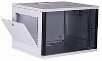 Шкаф коммутационный настенный 16U 19'' 600х450