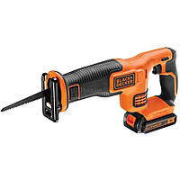 Сабельная пила BLACK&DECKER BDCR18