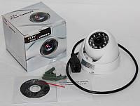 Камера 1.3mp наблюдения внутренняя, купольная IP (MHK-N371-130W)