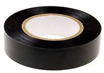 Изолента ПВХ ГОСТ16214-86 (Украина) черного цвета