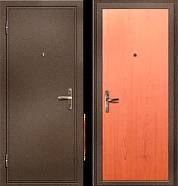 """Вхідні металеві двері серії """"Економ"""""""