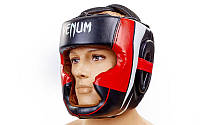 Шлем боксерский с полной защитой FLEX VENUM (M-XL)