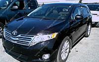 Ветровики окон Тойота Венза (дефлекторы боковых окон Toyota Venza)