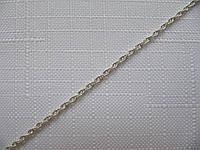 Серебряная цепочка ВЕРЕВКА, ЖГУТИК (2-3 грамма)