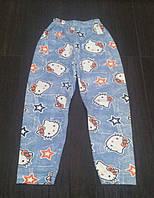 """Лосины   джинсовый принт """"Hello Kitty"""""""