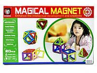 Магнитный конструктор Magical Magnet, 3D-конструктор для детей