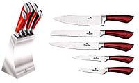 Набор ножей из нержавеющей стали 6 пр., Berlinger Haus(Венгрия), BH-2135