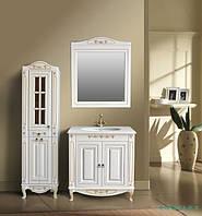 21209db64a80 Мебель в ванную комнату Ольвия (Атолл) Верона Verona 85 Dorato (комплект)