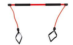 Палка гимнастическая для фитнеса Body Shaper Stick F-932