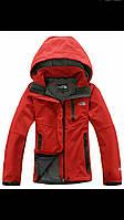 Лыжная мужская куртка The Norht Face ветроизоляционная, водоотталкивающая, мембранное покрытие
