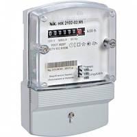 Счетчик НІК 2102-02 М1В 5-60А однофазный для электроэнергии
