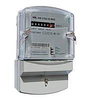 Счетчик НІК 2102-02 М2В 5-60А однофазный однотарифный