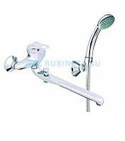 Смеситель для ванной Rubineta Prince P-22/C STAR P2HK01