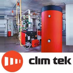 Аккумулирующие баки Clim Tek