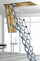 Чердачная лестница Roto Elektro 120*70