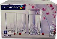 Набор стаканов 330мл Luminarc H9813/1