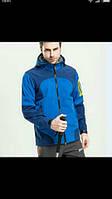 Лыжная мужская куртка Windstopper, термо-куртка, ветроизоляционная
