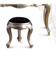 Стульчик для ванной комнаты Godi DZ 6 (серебро)