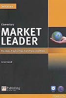 Книга для учителя Market Leader (3rd Edition) Elementary Teacher's Resource Book + Test Master CD-ROM
