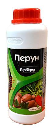 Гербицид Перун, 500 мл — избирательный, на посевах овощей, ГРУНТОВЫЙ. Довсходовый., фото 2